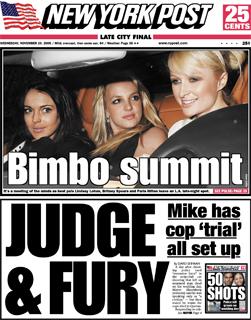 Bimbo summit
