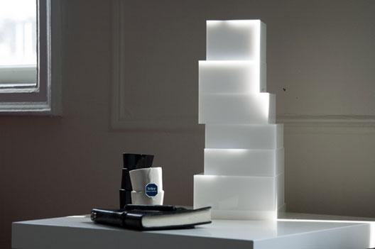 New Museum Lamp