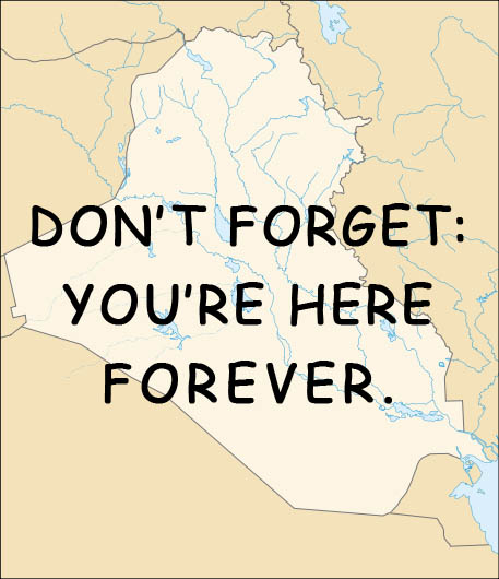 Iraq forever